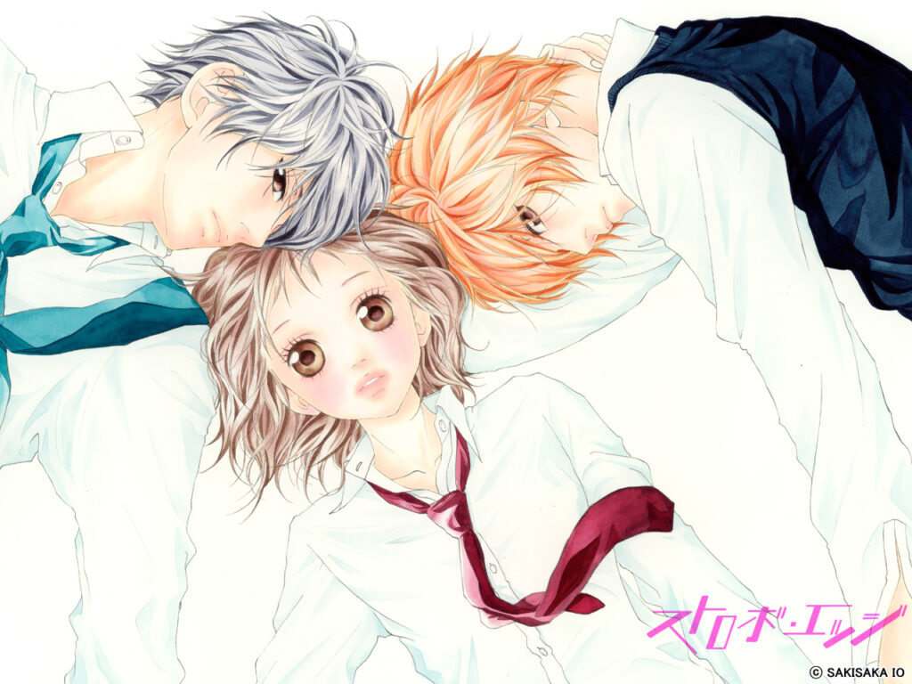 Manga Romantis Dengan Alur Cerita Anti-Mainstream