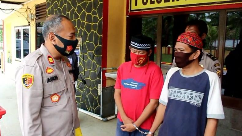 Dua Bandar Togel Online di Banyuasin Tertangkap
