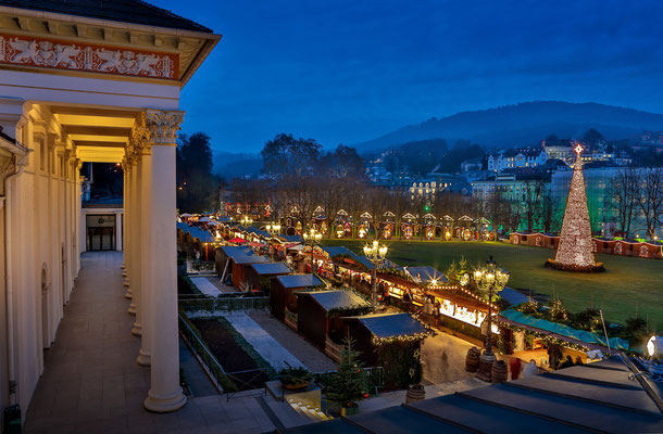 Kasino Terbesar di Eropa – Baden Baden