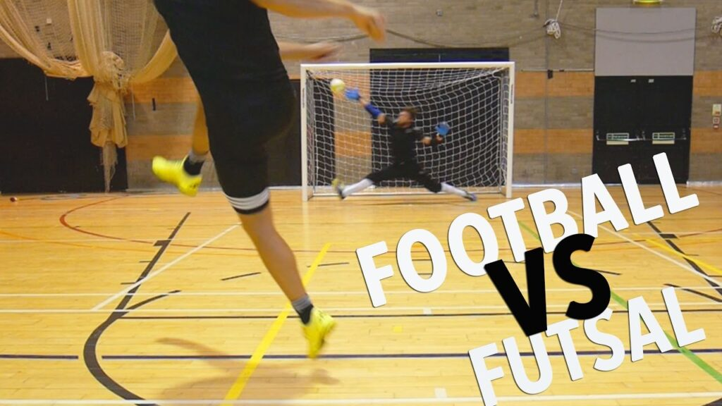 Difference Between Football and Futsal that Must be Known