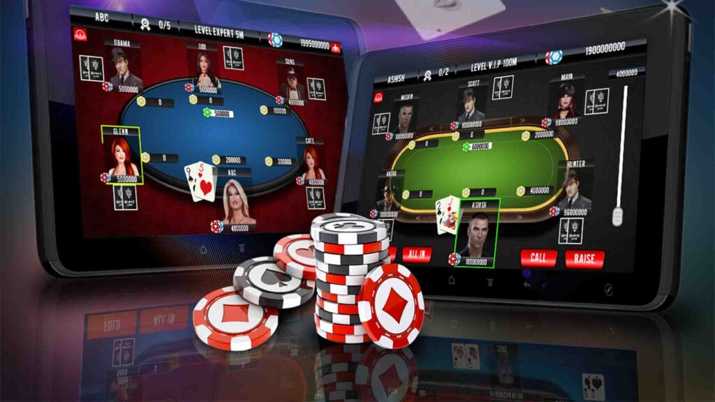 How to Play Poker Online Advanced Technology