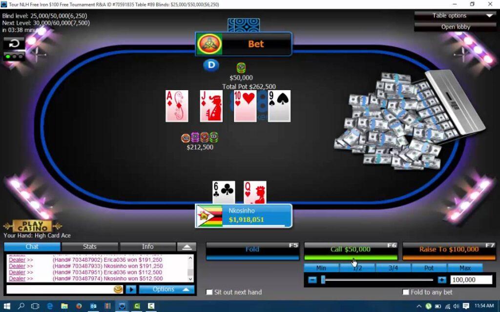 The Real Poker Crack to Winning Online Poker