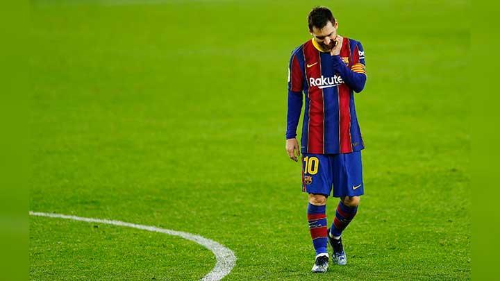 Calon Kapten Baru Barcelona Setelah Kepindahan Lionel Messi